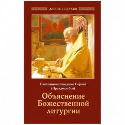 Объяснение Божественной литургии / Правдолюбов С. / ОД, 112с., средн., мгк
