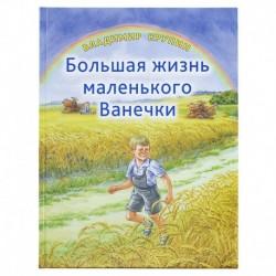 Большая жизнь маленького Ванечки / Крупин В. / СМ, 96с., больш., тв